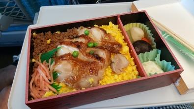 Bento shinkansen